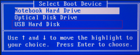 How to Set Computer Boot from USB Flash Driver via BOOT Menu or BIOS