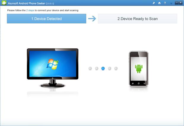 Android Phone Geeker screenshot