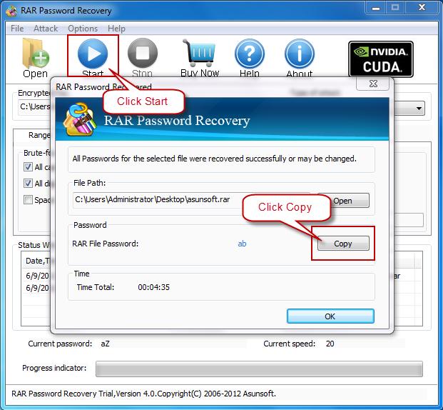 asunsoft rar password geeker full version free download