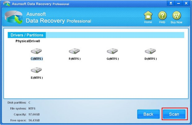 asunsoft data recovery