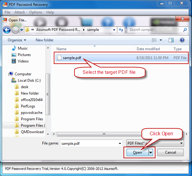 How Can You Recover Password For Encrypted PDF Files?
