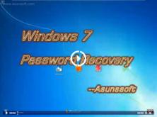 Asunsoft windows password reset advanced