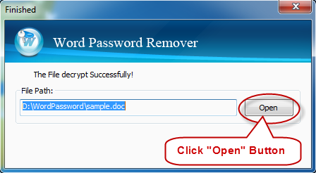 forgotten word password