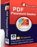 برنامج Asunsoft Password Geeker استعادة