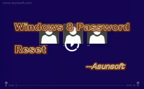 Video Guide for Windows 8 Password Recovery