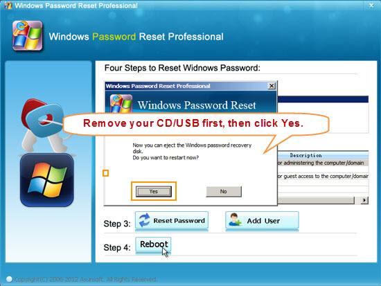 how to find password on windows vista